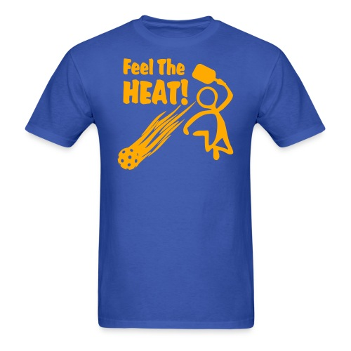 Feel The Heat - Men's T-Shirt