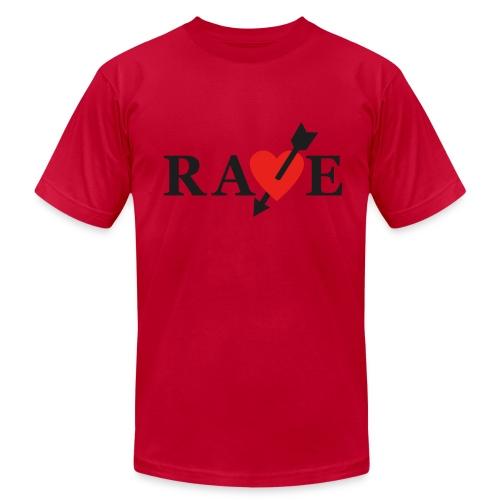 Vincent's RA*E shirt - Men's Fine Jersey T-Shirt