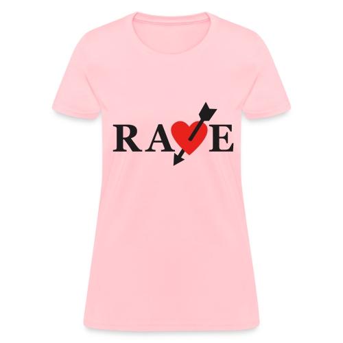 Vincent's RA*E shirt - Women's T-Shirt