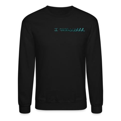 i Chandlerrr Grafiti Jumper - Crewneck Sweatshirt