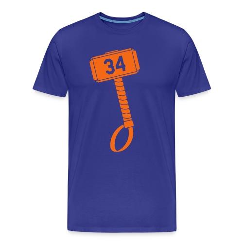 Hammer of the Gods - Men's Premium T-Shirt