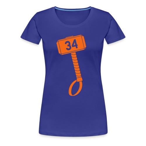Hammer of the Gods - Women's Premium T-Shirt