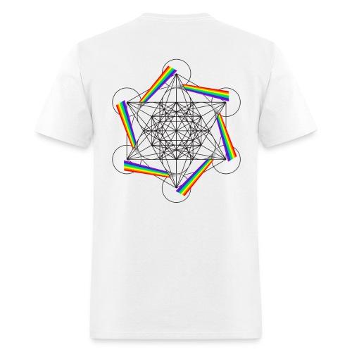 High Vibe (2 sided) - Men's T-Shirt
