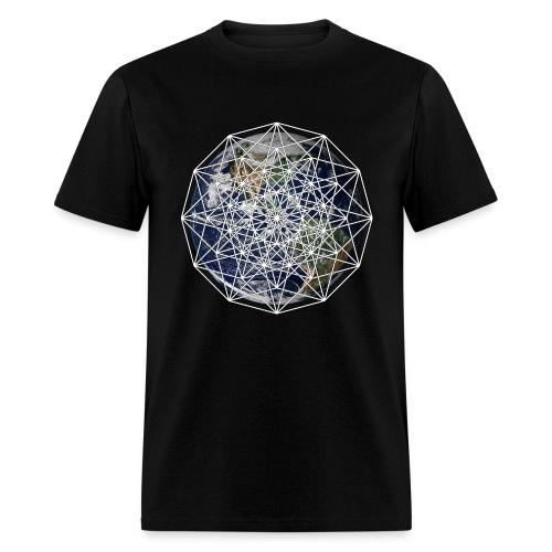 6D Earth - Men's T-Shirt