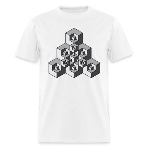 Cubic - Men's T-Shirt