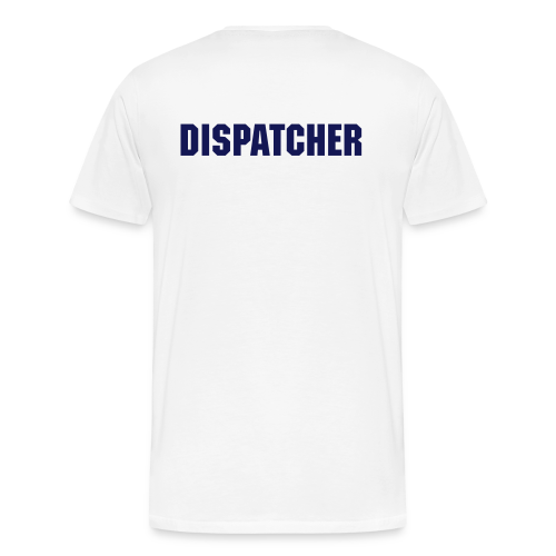 Men's Premium Dispatcher Tee - Men's Premium T-Shirt