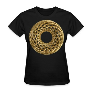 Vortex Coil Ag - Women's T-Shirt