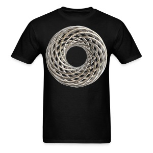 Vortex Coil Au - Men's T-Shirt