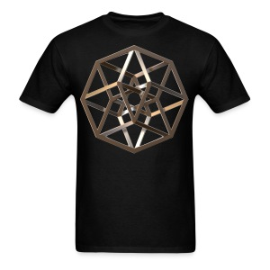 Tesseract Silver - Men's T-Shirt
