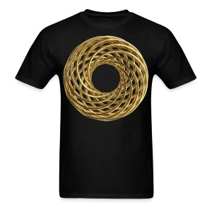 Vortex Coil Ag - Men's T-Shirt