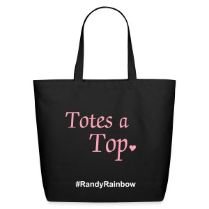 Totes a Top Tote Bag - Eco-Friendly Cotton Tote