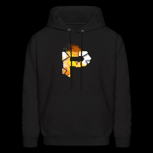 [P] The Fire Sweatshirt! - Men's Hoodie
