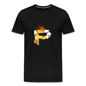 [P] The Fire Tee! - Men's Premium T-Shirt