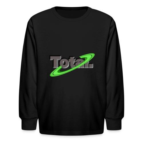 Total. Kids' Long Sleeve T-Shirt - Kids' Long Sleeve T-Shirt