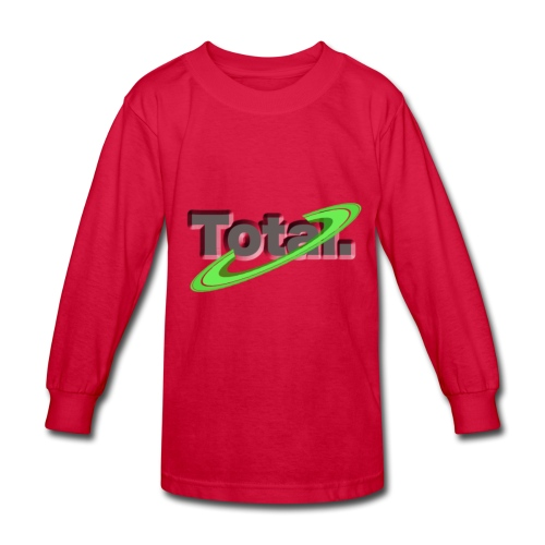 Total. Kids' Long Sleeve T-Shirt - Kids' Long Sleeve T-Shirt