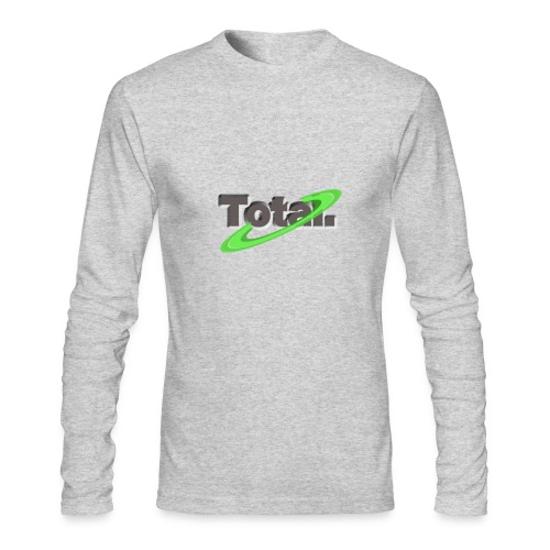 Total. Men's Long Sleeve T-Shirt  - Men's Long Sleeve T-Shirt by Next Level