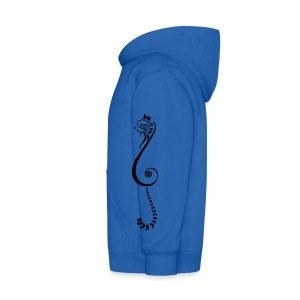 Cat Kids' Hoodie from South Seas Tees - Kids' Hoodie