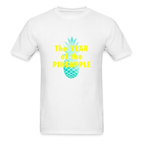 The Year of the Pineapple - Men's T-Shirt