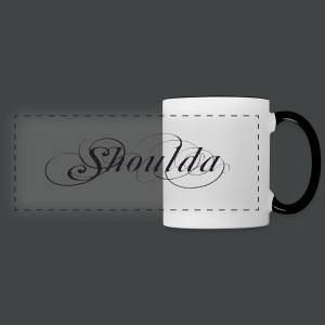 Shoulda Coffee Cup - Panoramic Mug