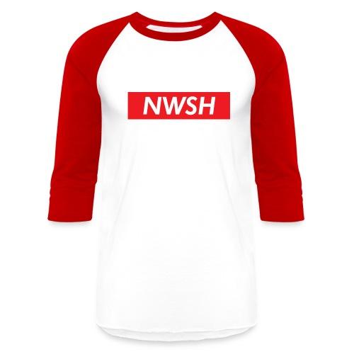 NWSH x Supreme Collab Baseball T-Shirt - Baseball T-Shirt