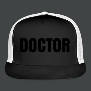 DOCTOR Hat - Trucker Cap