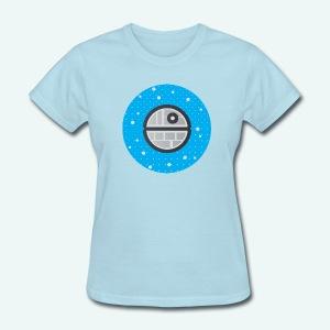 Space Ball Gildan Ladies Tee - Women's T-Shirt