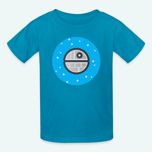 Space Ball Gildan Kids Tee - Kids' T-Shirt