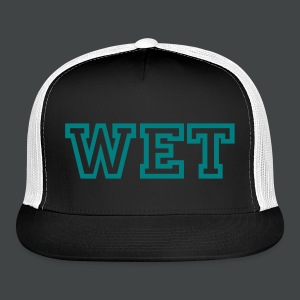 WET Hat - Trucker Cap
