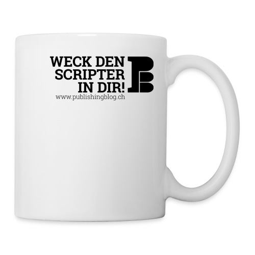 Tasse «WECK DEN SCRIPTER IN DIR!» - Coffee/Tea Mug