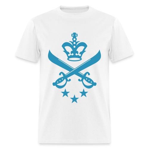 La Garde Classic Logo Tee (White) - Men's T-Shirt