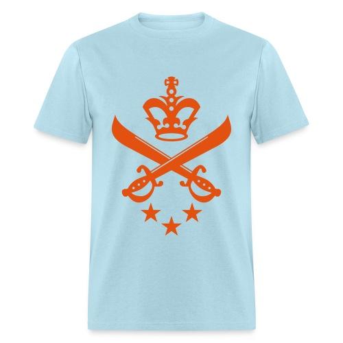 La Garde Classic Logo Tee (Powder Blue) - Men's T-Shirt