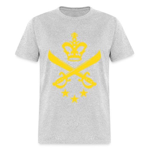 La Garde Classic Logo Tee (Heather Gray) - Men's T-Shirt