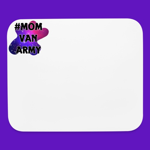 #MomVanArmy Mousepad (Left) - NatsuGaming Entertainment - Mouse pad Horizontal