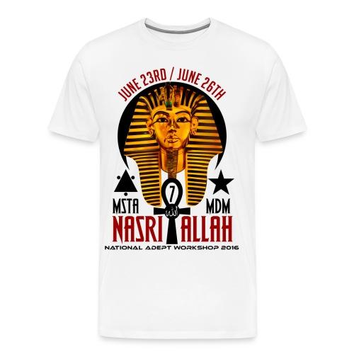 Men's Big & Tall  2016 MSTA Adept Workshop T-shirt - Men's Premium T-Shirt