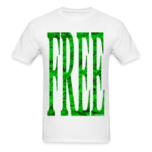Free Cannabis - male - Men's T-Shirt
