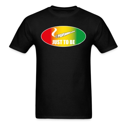 just to be ... colored - male - Men's T-Shirt