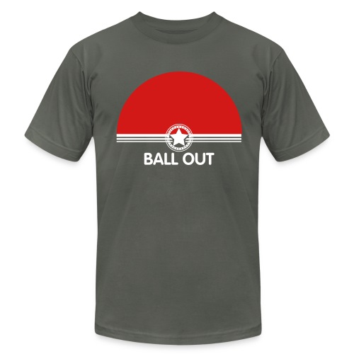 Ball Out - Men's - Men's Fine Jersey T-Shirt