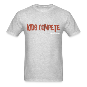 Kids Compete Men's T-Shirt - Men's T-Shirt