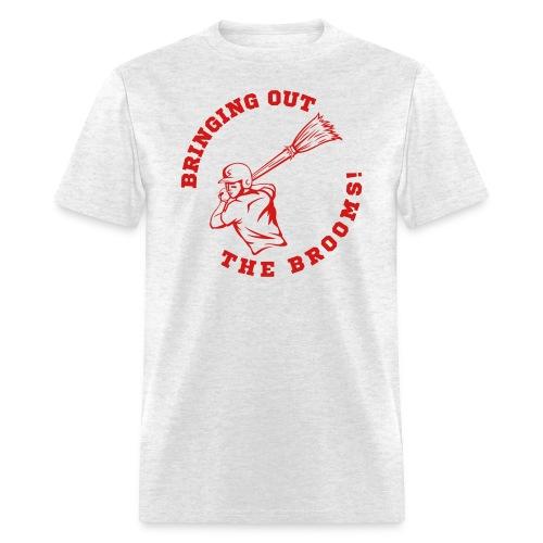 MLBSweeps.com Official Shirt - Light - Men's T-Shirt