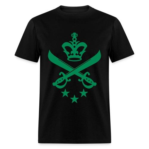 La Garde Classic Logo Tee (Black) - Men's T-Shirt