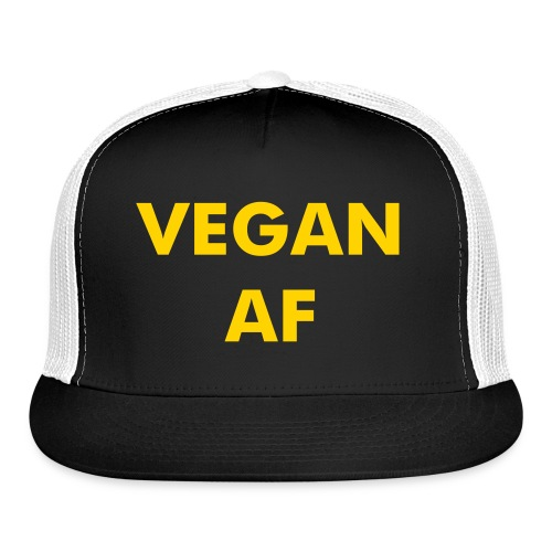 Ladies Vegan Cap - Trucker Cap