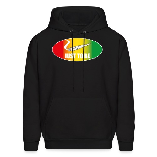 just to be ... colored - Hoodie / male - Men's Hoodie