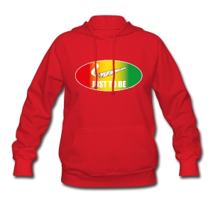 just to be ... colored - Hoodie / female - Women's Hoodie