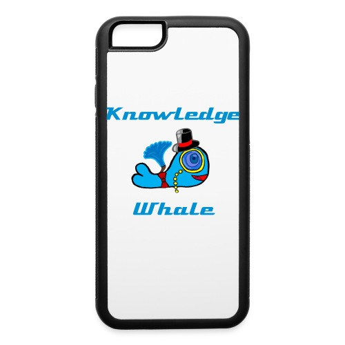 iPhone 6/6s KnowledgeWhale Classic Rubber - iPhone 6/6s Rubber Case