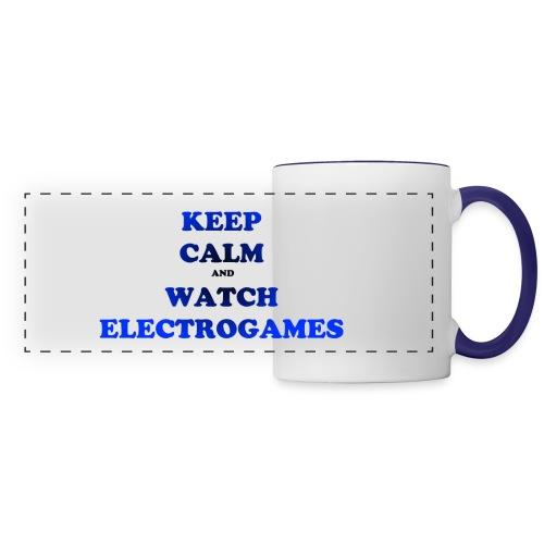 keep calm mok - Panoramic Mug