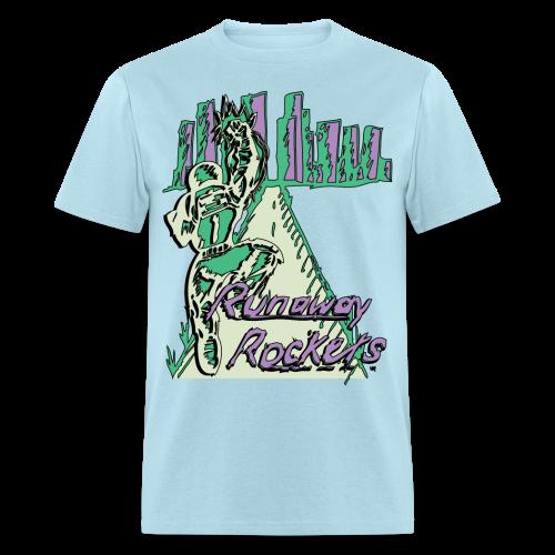 City Uppercut - Runaway Rockets - Men's T-Shirt