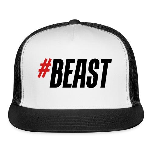 #BEAST SnapBack - Trucker Cap
