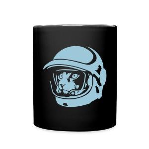 astro cat mug - Full Color Mug