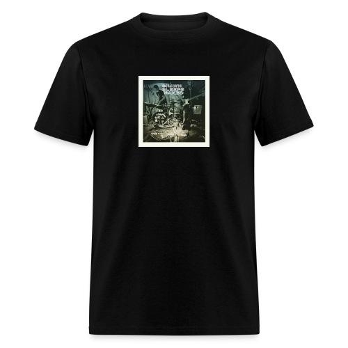 Shawn Sleeps Naked Tee - Men's T-Shirt