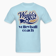 Volleyball Coach WB Sport T-Shirts